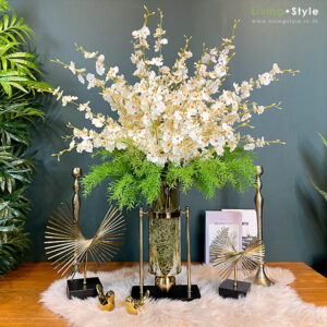 VFL0032 Lady Dancing Orchid White