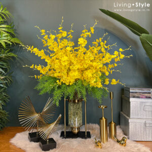 VFL0033 Lady Dancing Orchid Yellow