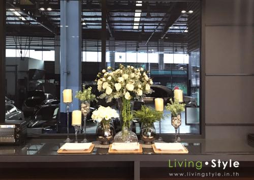 ดอกไม้ตกแต่งสำนักงาน 8
