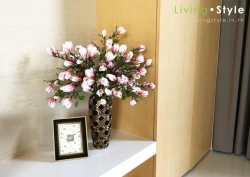 ดอกไม้ตกแต่งบ้าน 022