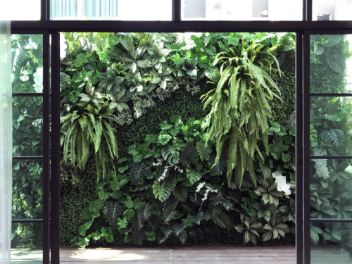 TYPE B vertical garden 8500