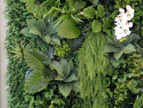 vertical garden chainart TYPE C NATURE